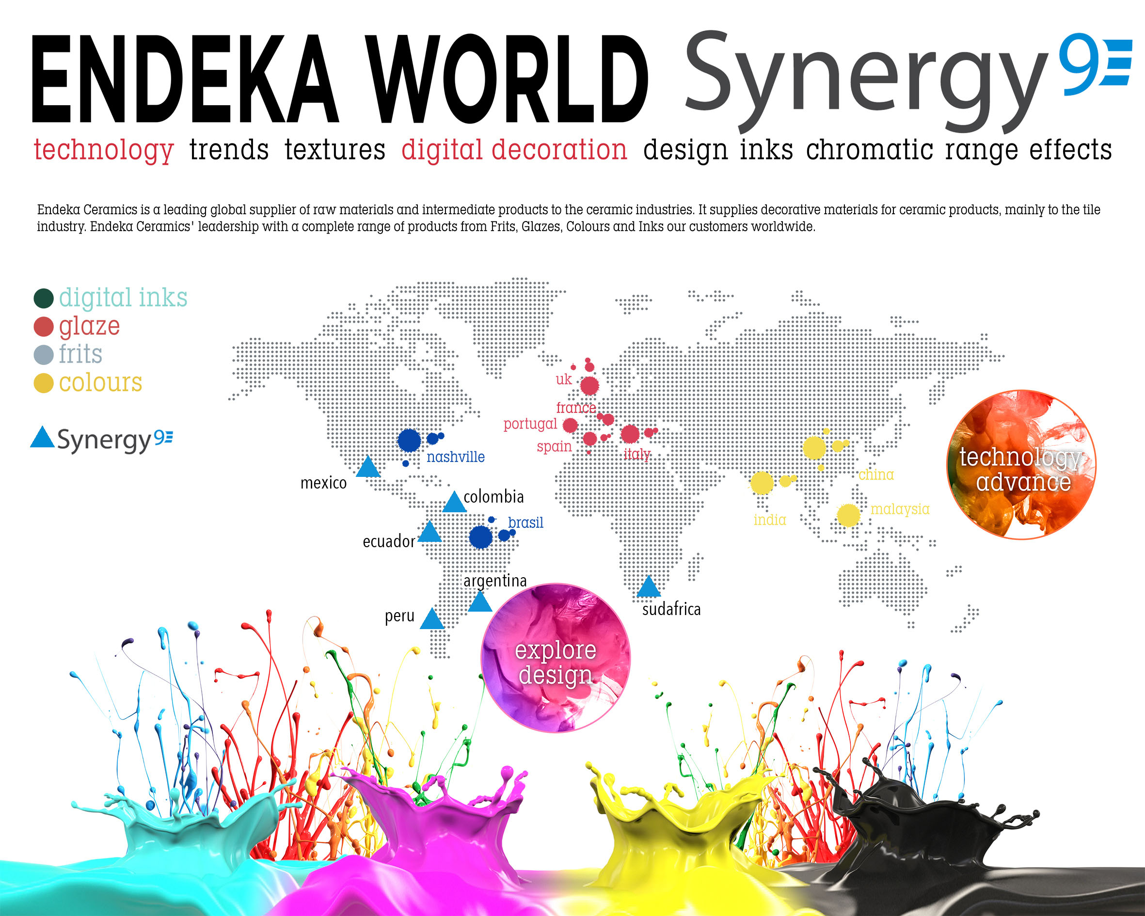 Synergy trade 9 gestion y asesoramiento endeka ceramics global leading on the raw materials dailygadgetfo Choice Image